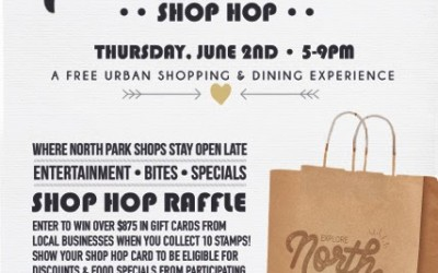 North Park Neighborhood Happenings: North Park After Dark