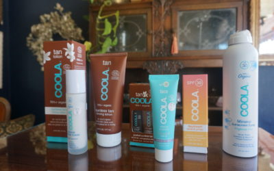 New Coola Skincare Products at the Shop!